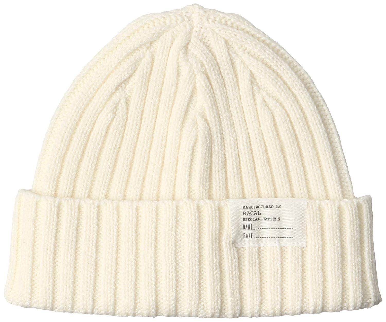 (レイビームス) Ray BEAMS RACAL(ラカル) / ニット CAP 61410267745 5 OFF WHT ONE SIZE : 服&ファッション小物通販 | Amazon.co.jp