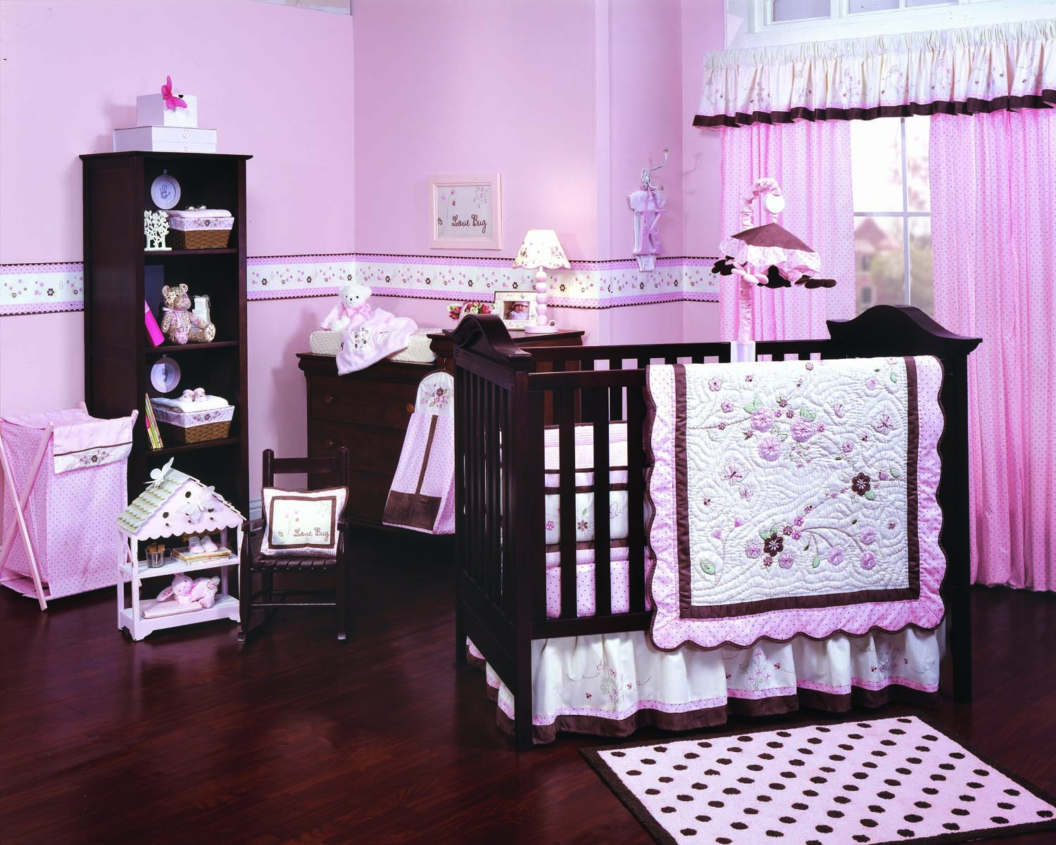 15 Cutest Baby Girl Crib Bedding Sets - it's BABY time!