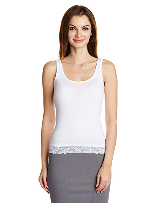 Only Women's Lace Tops at amazon