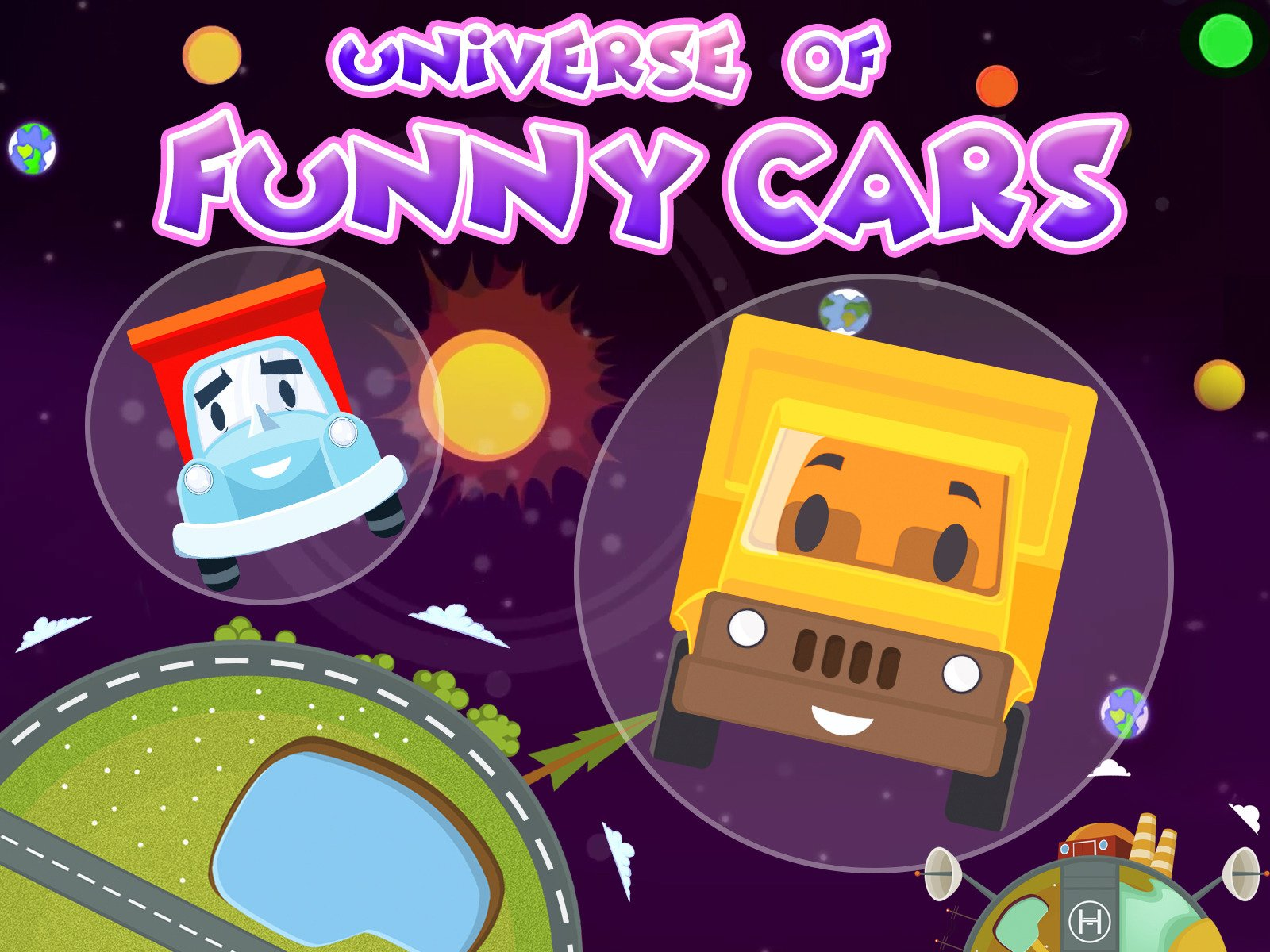 Universe of Funny Cars - Season 1