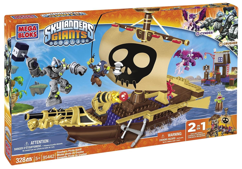 Mega Bloks 95442 – Skylanders Crusher's Pirate Quest jetzt kaufen