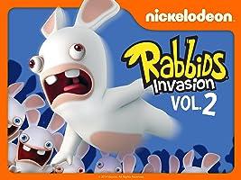 Rabbids Invasion Volume 2