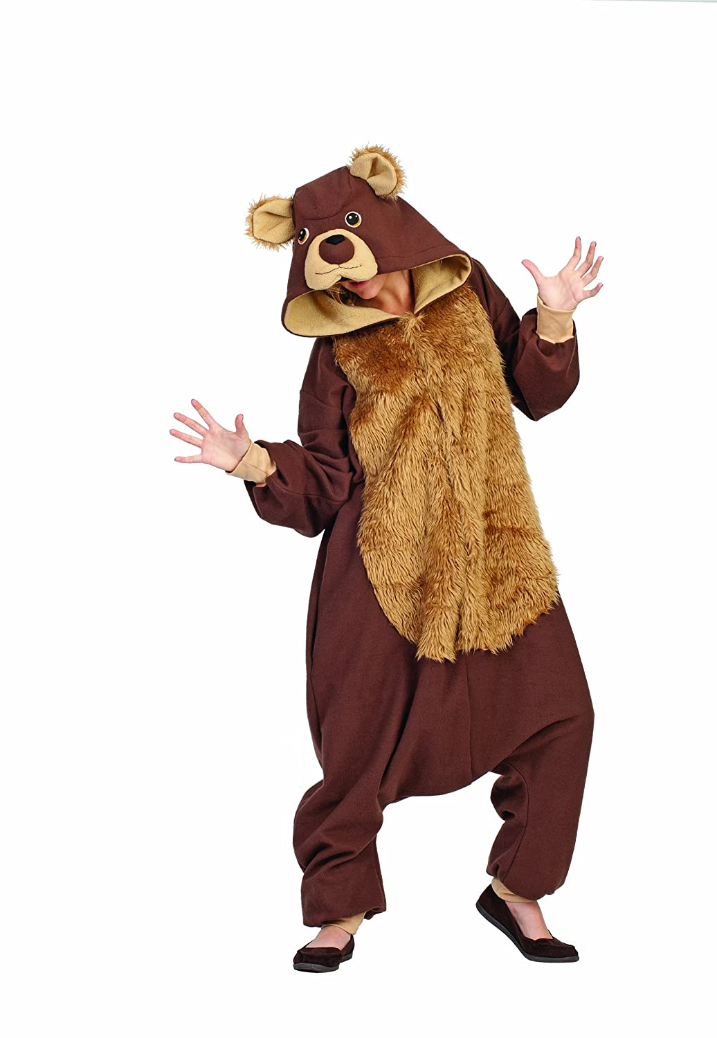 RG Costumes Bailey Bear, Brown/Tan, One Size