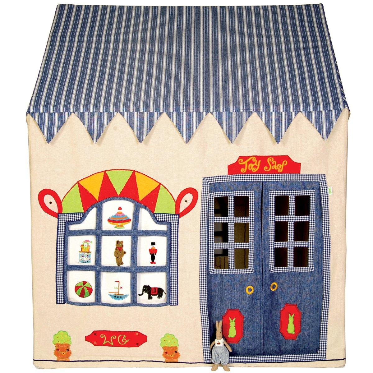 Spielzelt Spielzeugladen Größe: 110 cm H x 110 cm B x 74 cm T günstig kaufen