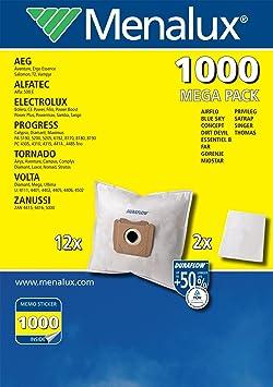 Stehle Filmscheinwerfer original markenware menalux 1000 megapack 12 staubbeutel