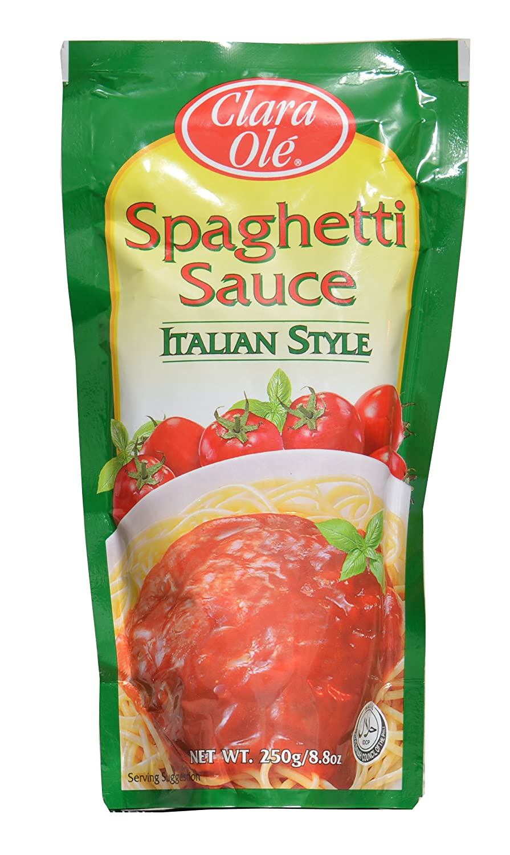 Clara Ole Spaghetti Sauce -Italian Style 8.8oz(pack of 2) clara kito короткое платье