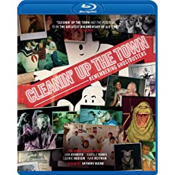 Cleanin' Up the Town: Remembering Ghostbusters [Blu-ray]