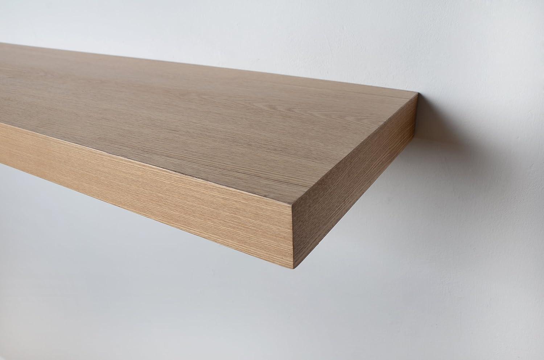 welland 48 034 floating shelves wall mount bookshelves w. Black Bedroom Furniture Sets. Home Design Ideas