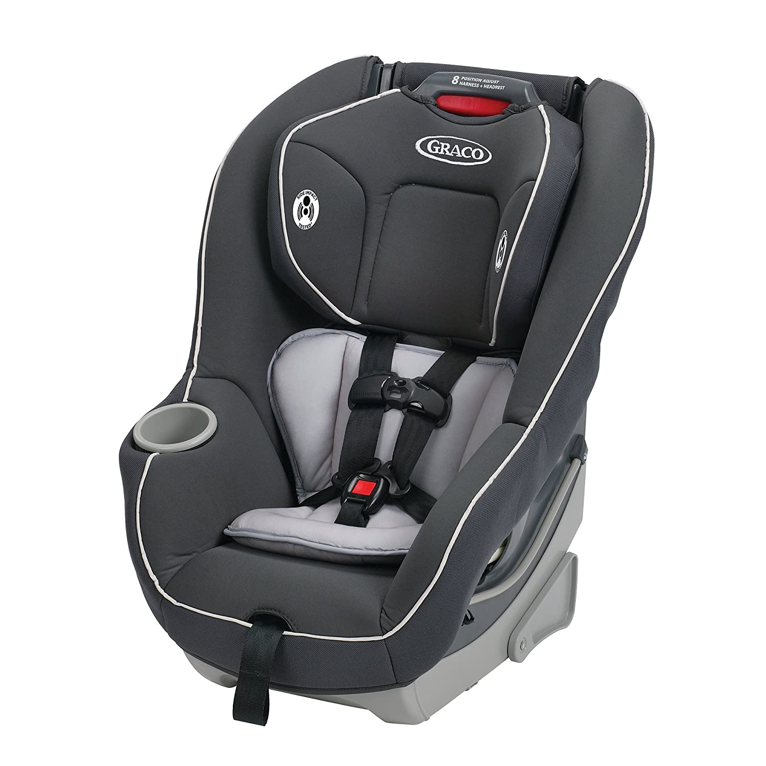 Graco nautilus 3 in 1 multi use car seat - Graco Fit4me 65 Convertible Baby Car Seat Flip Pictures To Pin On