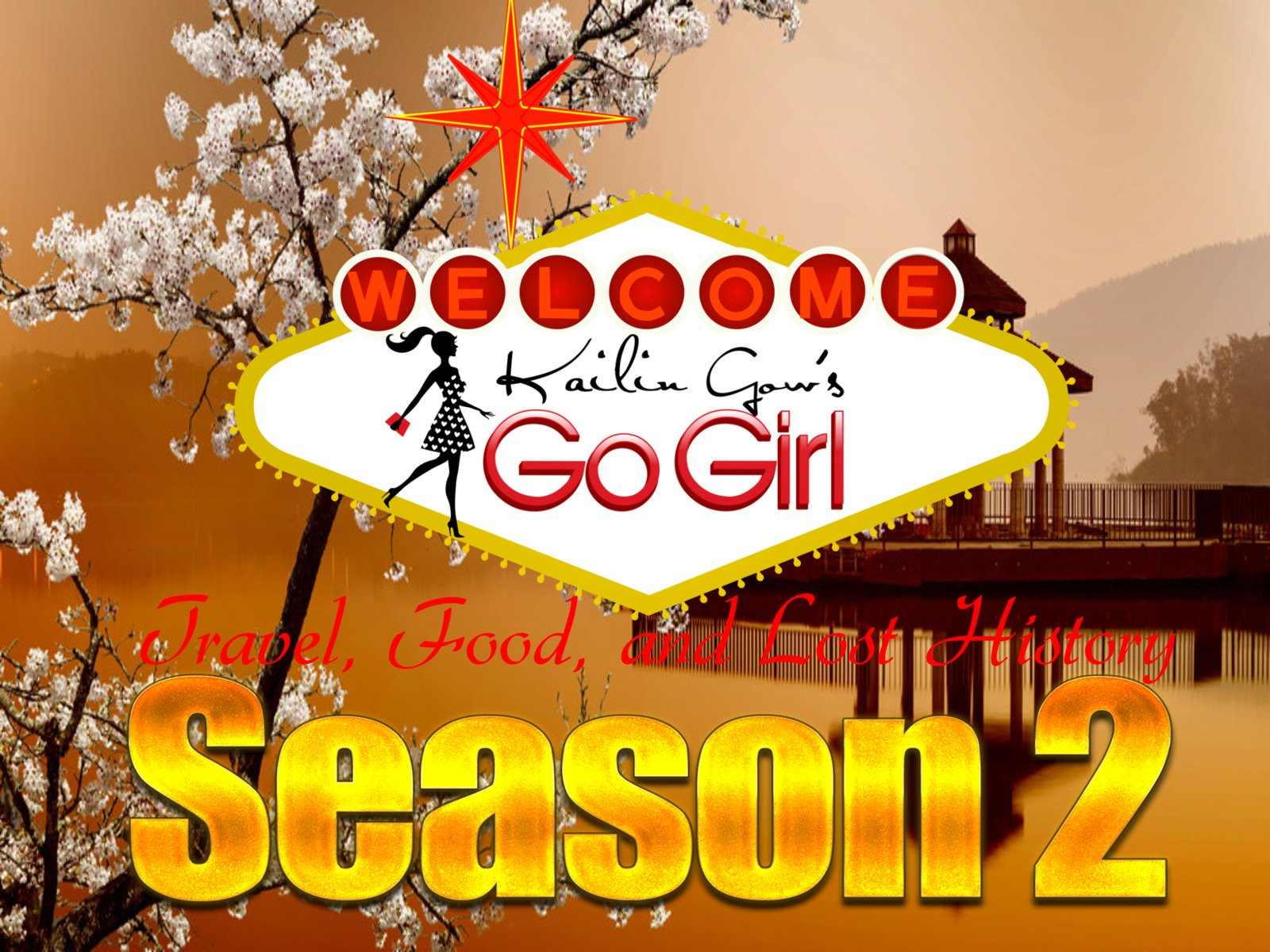 Kailin Gow's Go Girl - Season 2