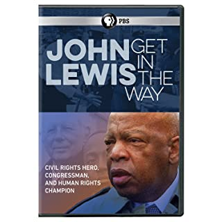 Book Cover: John Lewis - Get in the Way