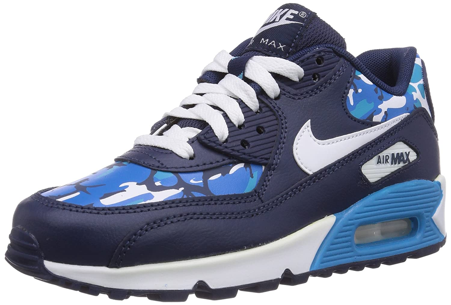 nike air max 90 mens running shoe black and red fashion. Black Bedroom Furniture Sets. Home Design Ideas