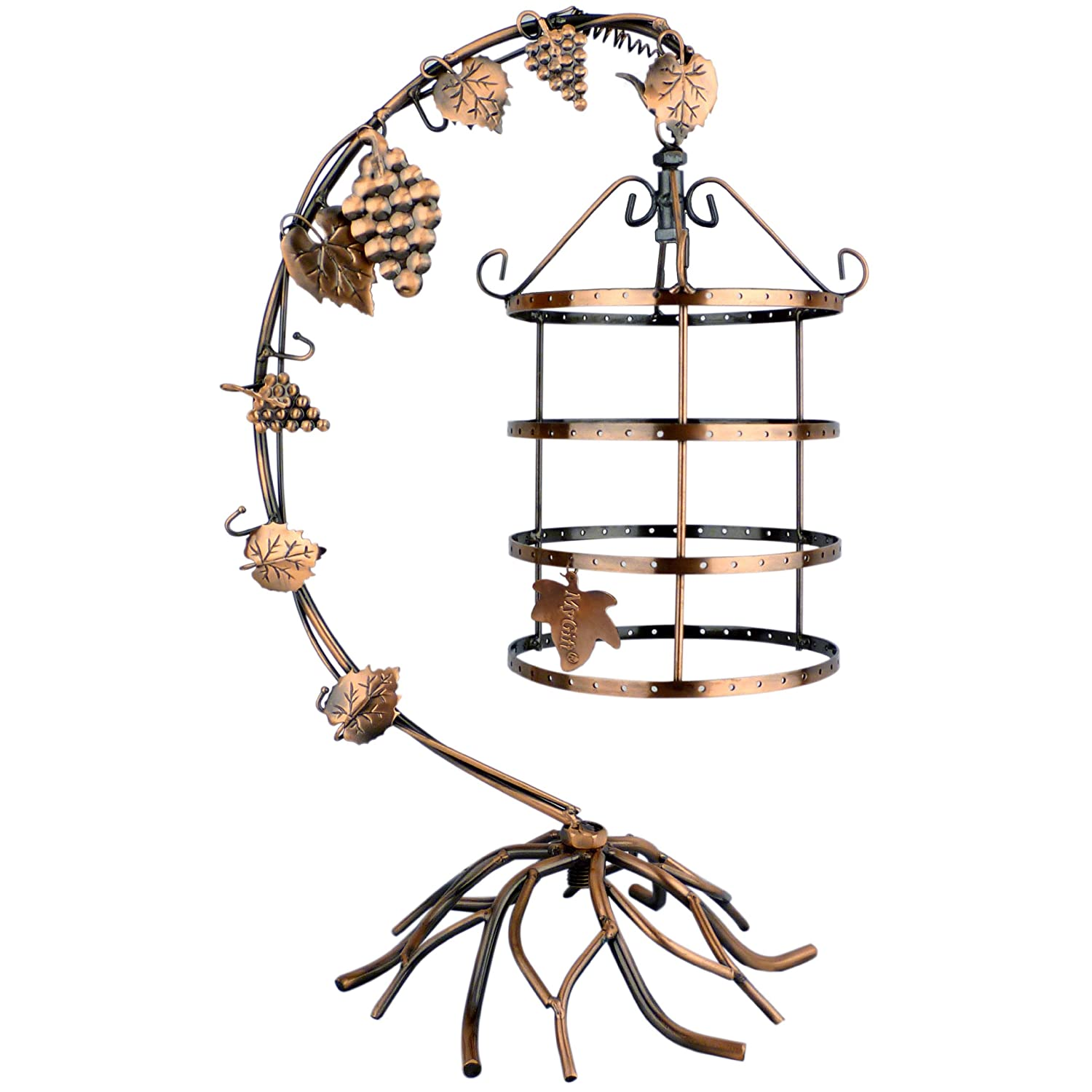 Inspired by nature this elegantly designed jewellery stand is a perfect addition to your home or makes a great gift. Featuring plenty of branches to hold your precious treasures, this stand is the perfect way to store and display your favourite jewellery.