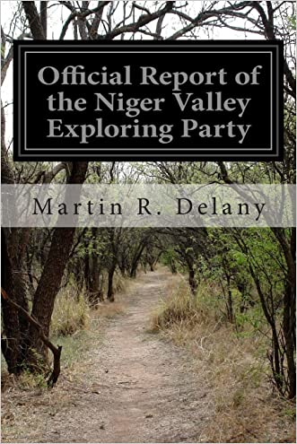 Official Report of the Niger Valley Exploring Party
