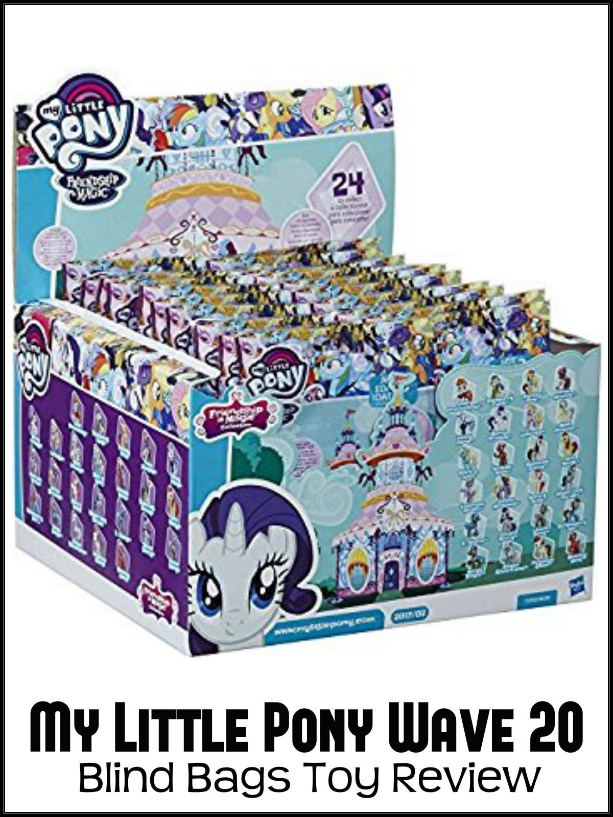 Review: My Little Pony Wave 20 Blind Bags Toy Review on Amazon Prime Video UK
