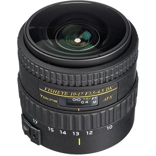 Tokina TO-107NNH Objectif AT-X 10-17 mm pour petits et grands capteurs Monture Nikon