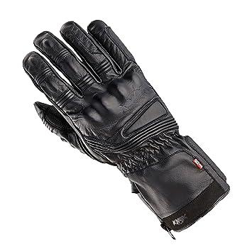 Knox Covert Gants de moto imperméables en cuir