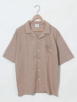 COEN(コーエン) (コーエン) COEN カットオープンカラーシャツ