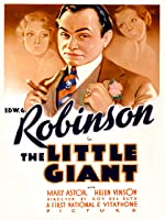 The Little Giant (1933)