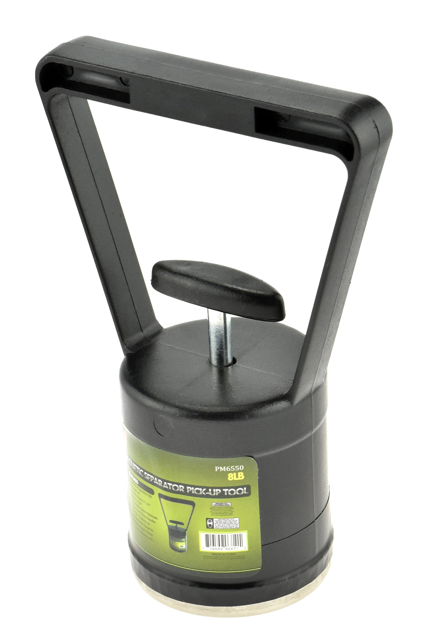 Se pm6550 magnetic separator pickup tool with quick for Garden separator