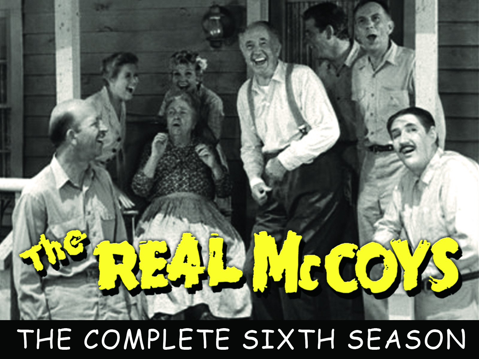 The Real McCoys - Season 6