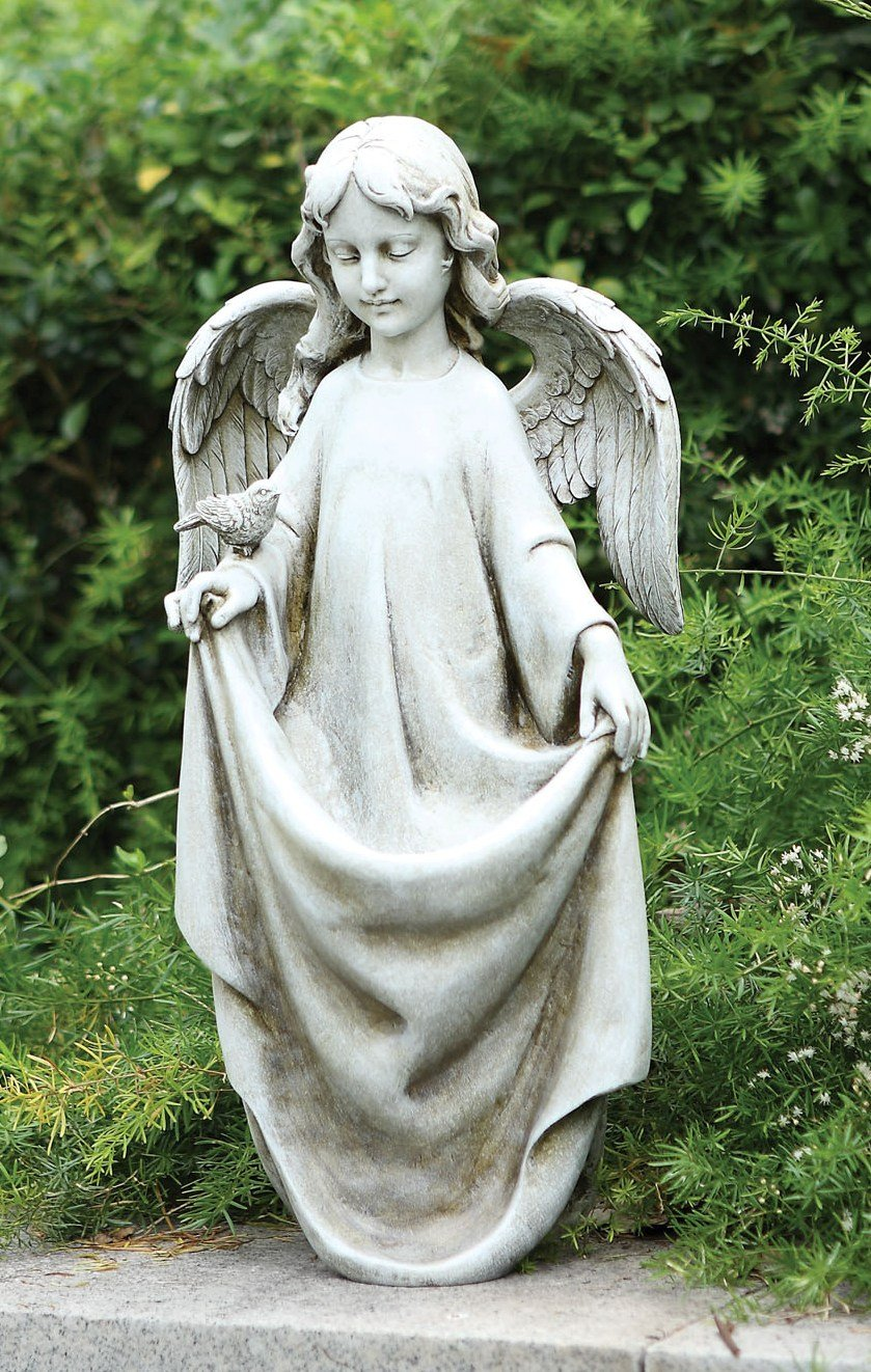 Amazing Angel Girl Statues For Patio And Lawn