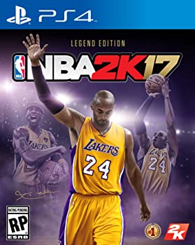 NBA 2K17 Legend Edition for PS4