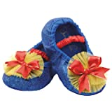 Disguise Costumes Snow White Slippers, Toddler, Size 6 (Color: Blue, Tamaño: One-Size)