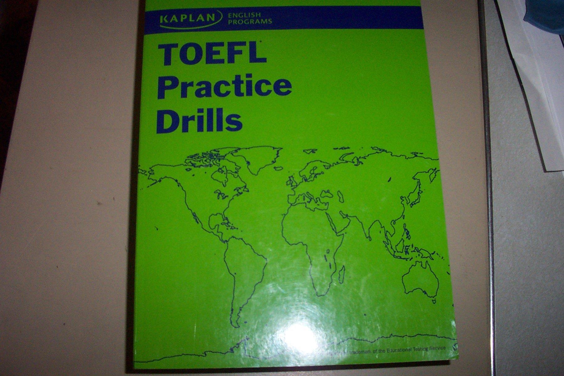 kaplan publishing toefl listening practice download