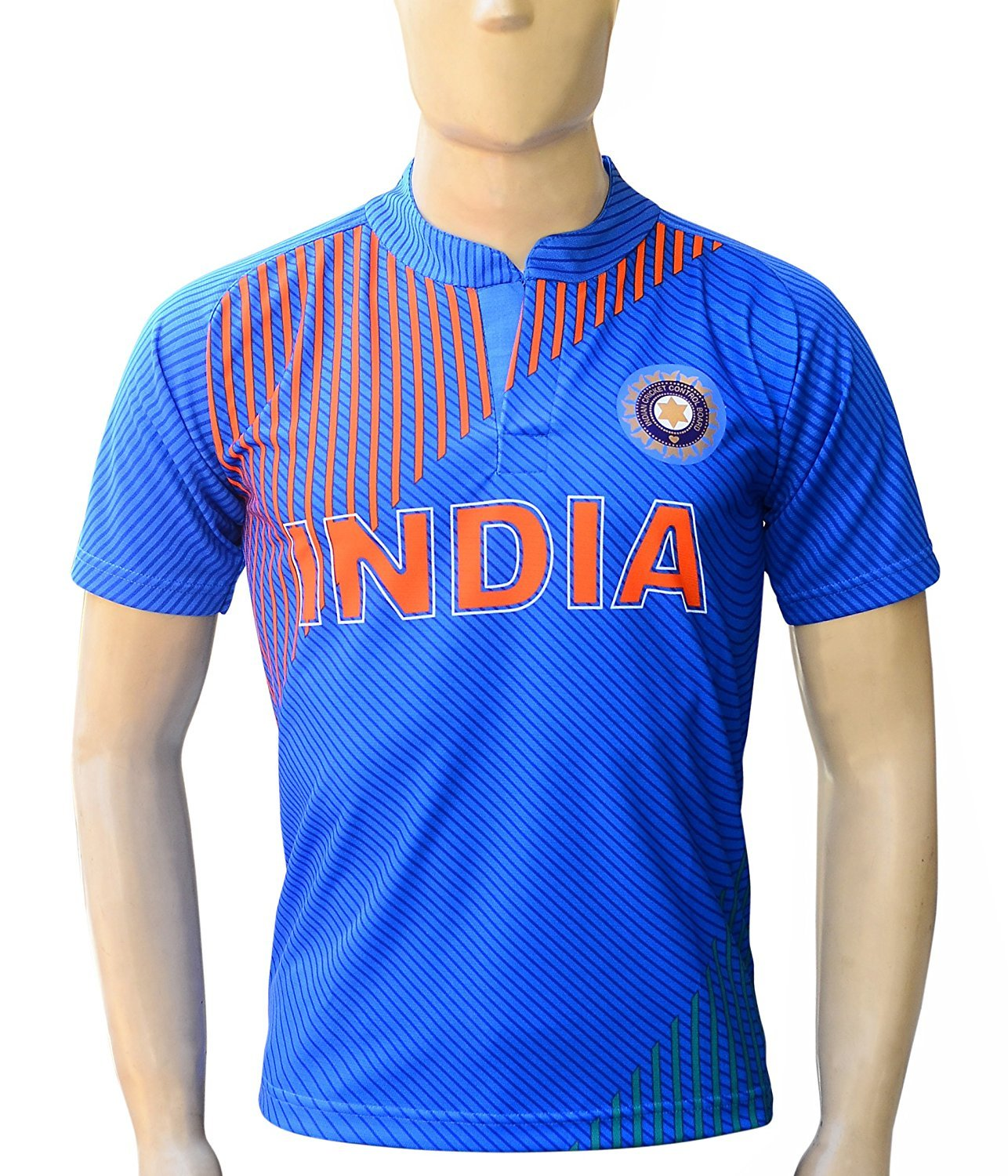 Nike mexico jersey 2017 one pen one page - X3 Team India Odi 2016 Cricket Supporter Jersey Printed Player Name Number