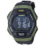 Timex Men's TW5M24200 Ironman Classic 30 Black/Green/Negative Resin Strap Watch