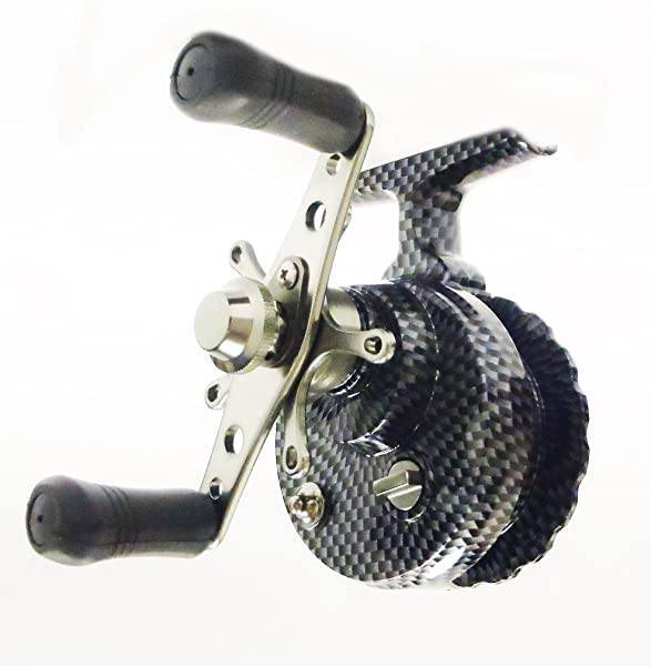Eagle Claw In Line Ice Spinning Reel