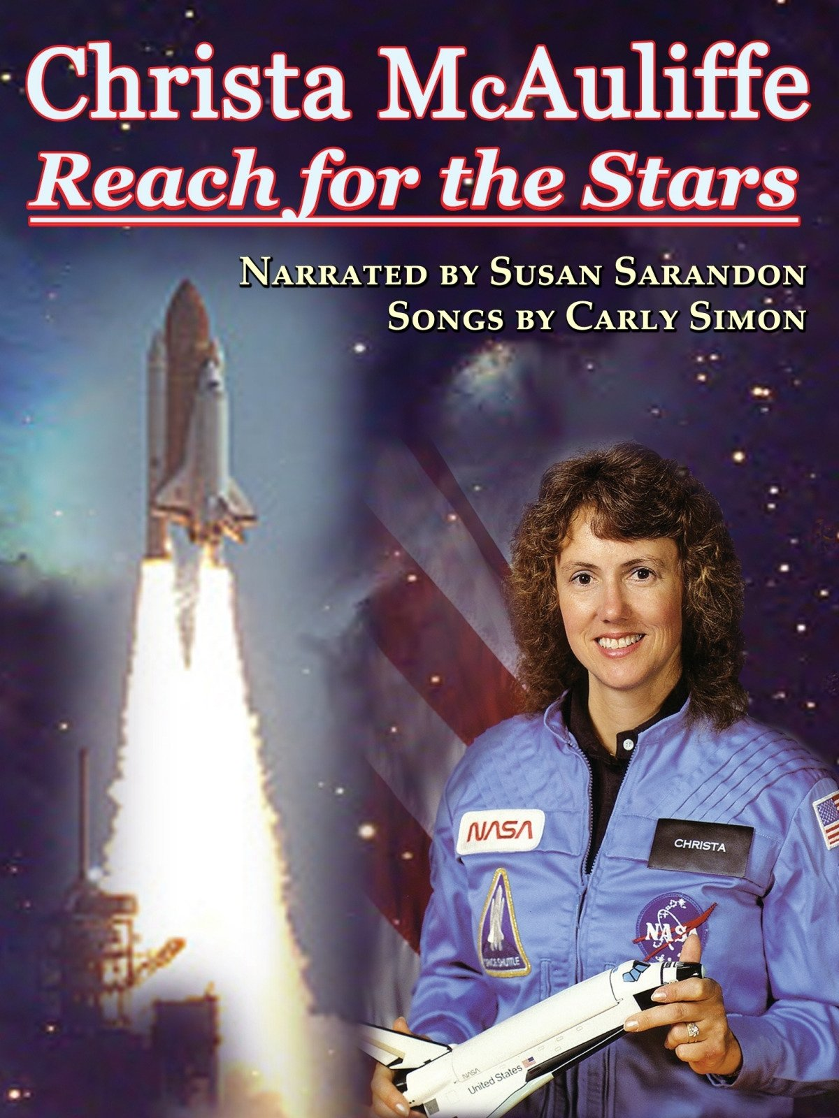 Christa McAuliffe: Reach for the Stars