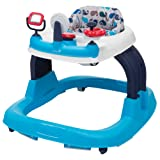 Safety 1st Ready, Set, Walk! 2.0 Developmental Baby Walker with Activity Tray (Nantucket 2) (Color: Nantucket New!)