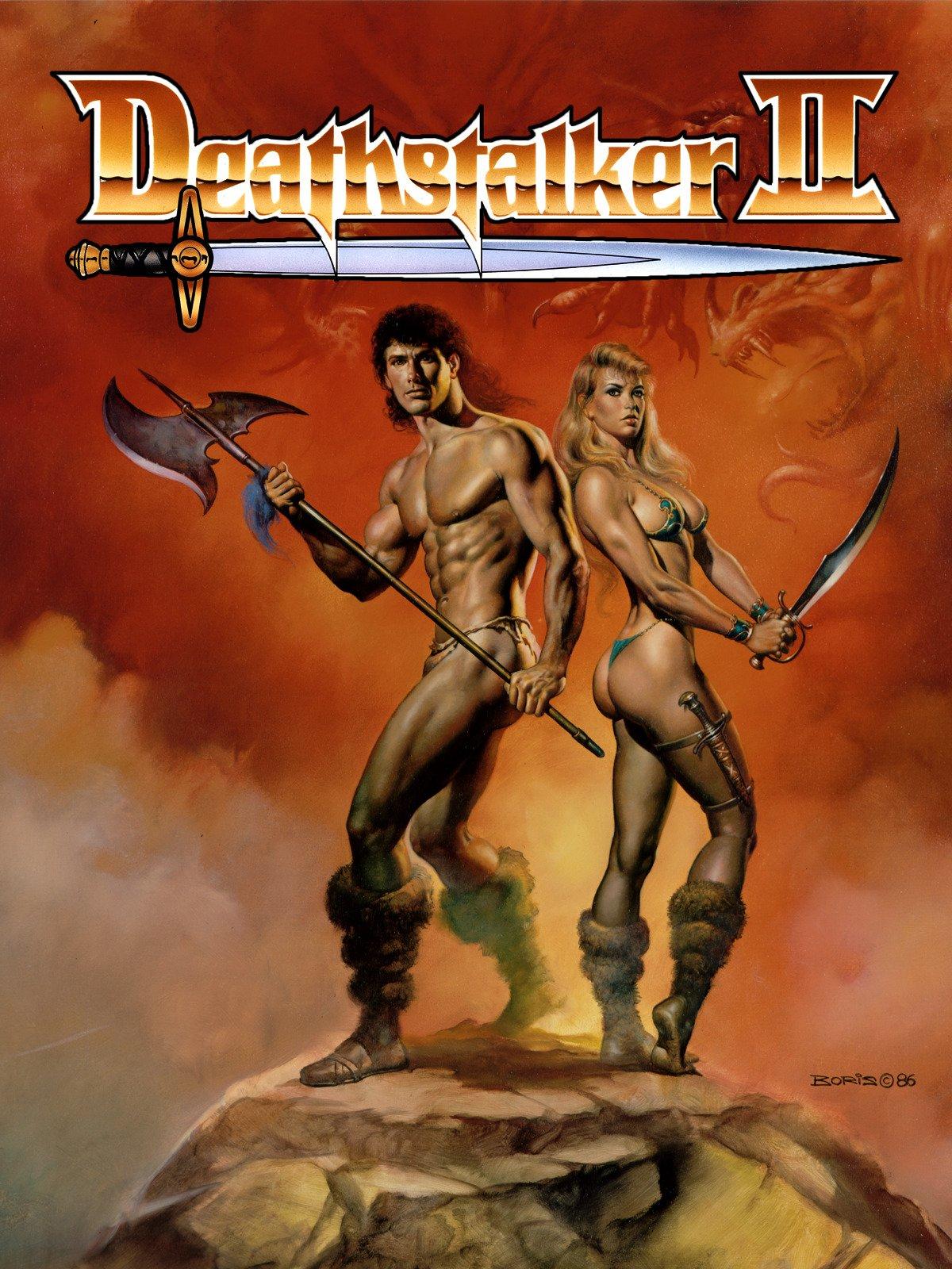 Deathstalker II on Amazon Prime Video UK