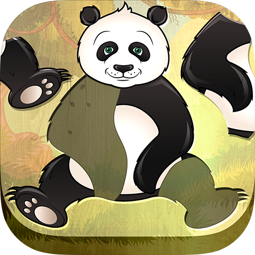 Forest Animals Kids Puzzle Game - Learning With Playing And Fun For Kindergarten Children