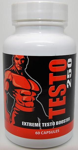Testo 250 Extreme Testo Booster Testosteron Erhöhen 60 Kapseln