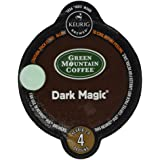 32 Count - Green Mountain Dark Magic Vue Cup Coffee For Keurig Vue Brewers (Color: Coffee)