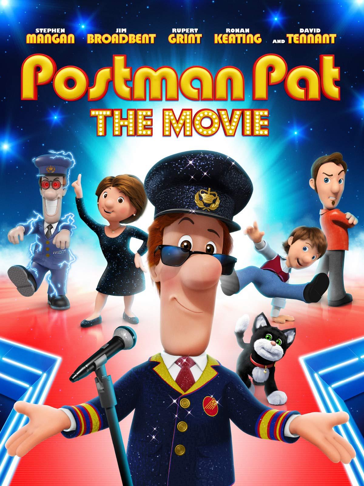 Postman Pat: The Movie on Amazon Prime Video UK