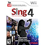 Sing 4: The Hits Edition with Microphone - Nintendo Wii (Color: One Color, Tamaño: One Size)