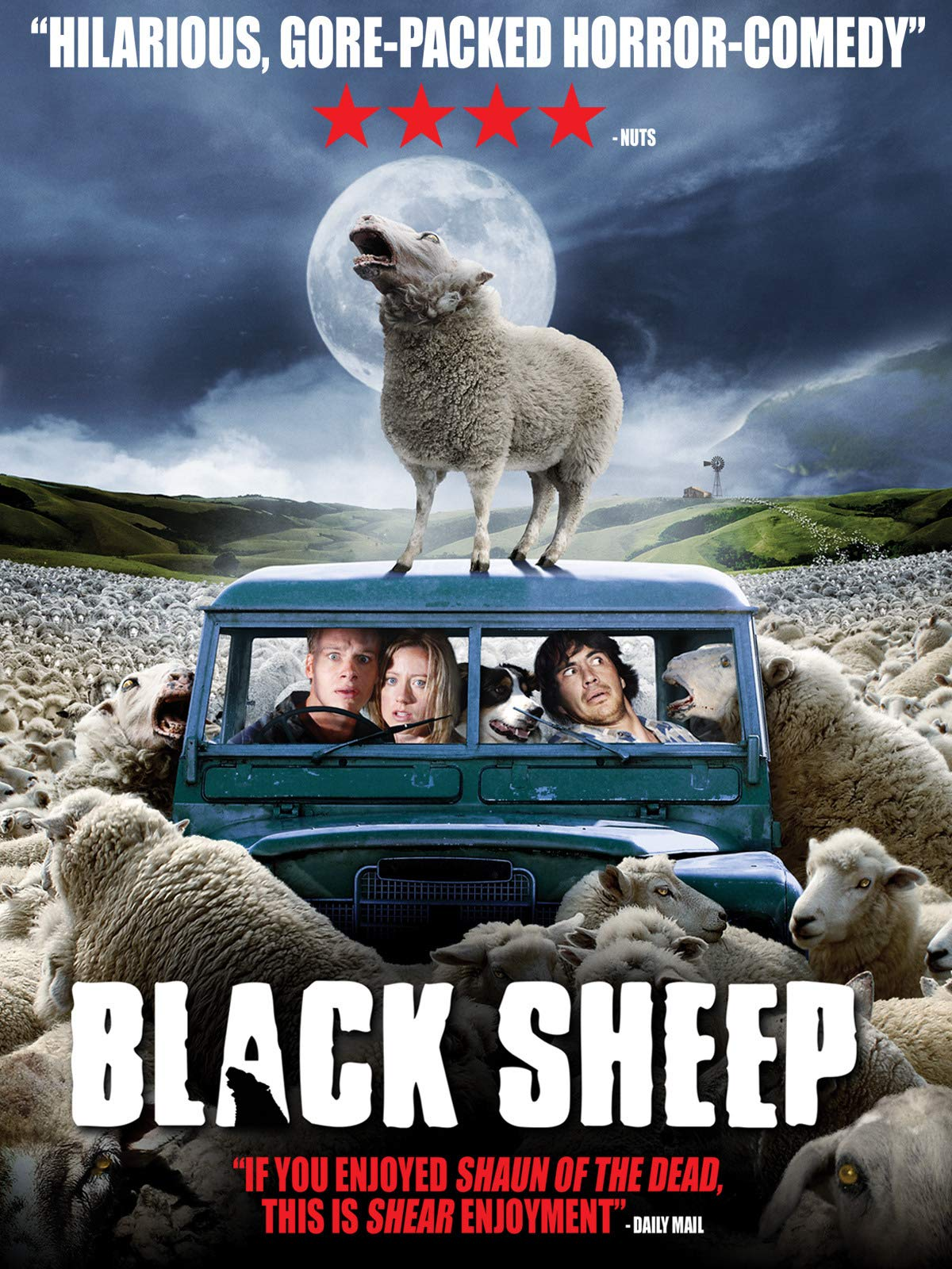 Black Sheep on Amazon Prime Video UK