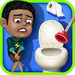 toilet games - casual games by 6677g ltd