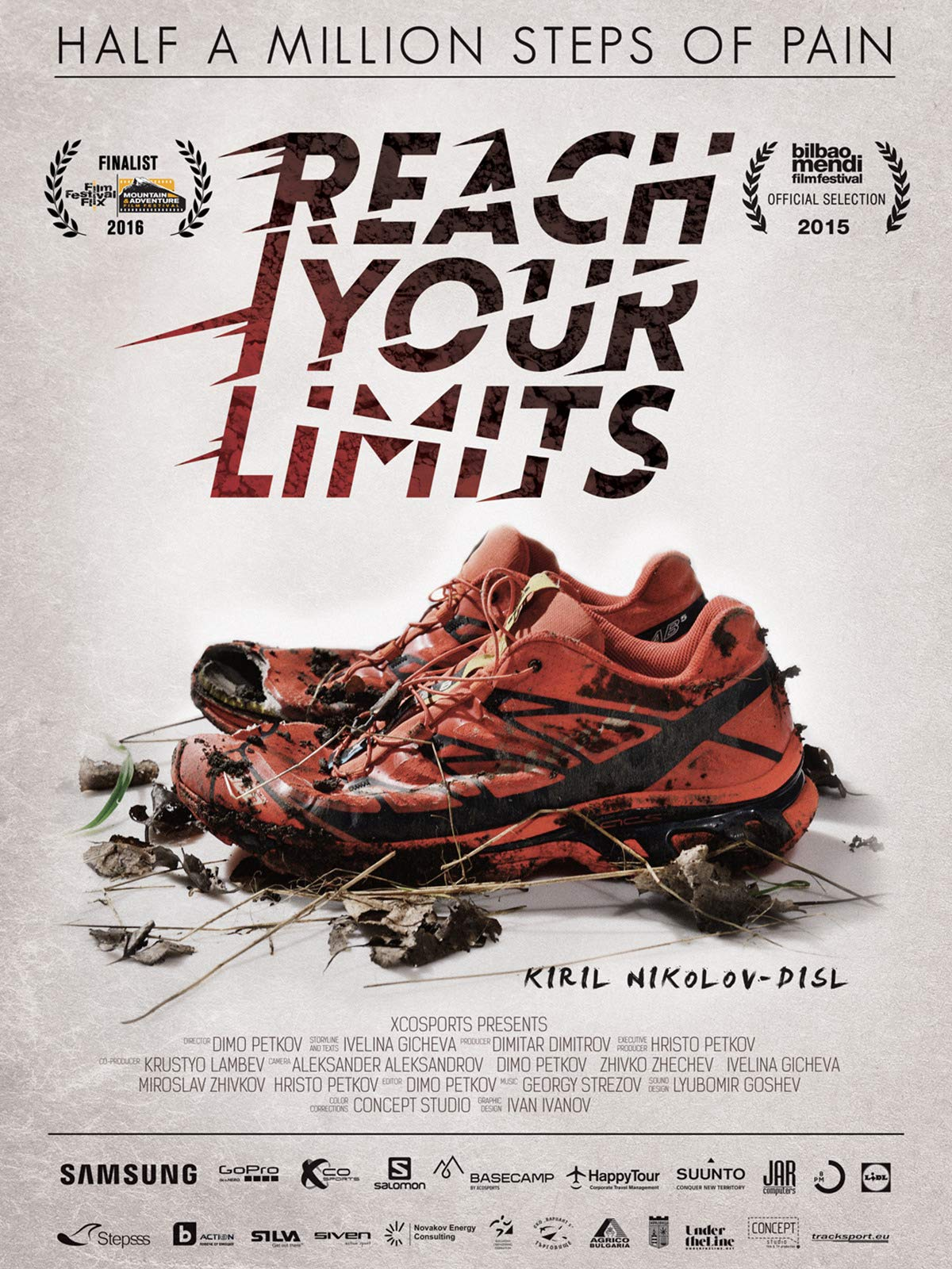 Reach your Limits on Amazon Prime Video UK