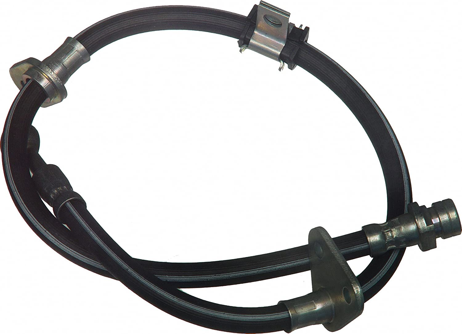Wagner BH123800 Premium Brake Hose wagner thermoquiet pab246r riveted brake shoe set front