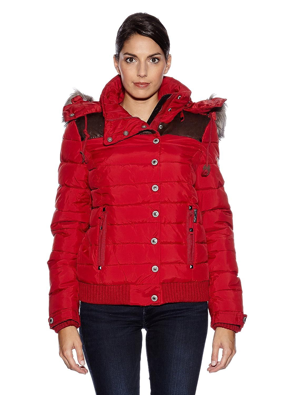 myMO Damen Blouson mit abnehmbarer Kapuze und abnehmbarem Kunstfellrand 26133057 günstig bestellen