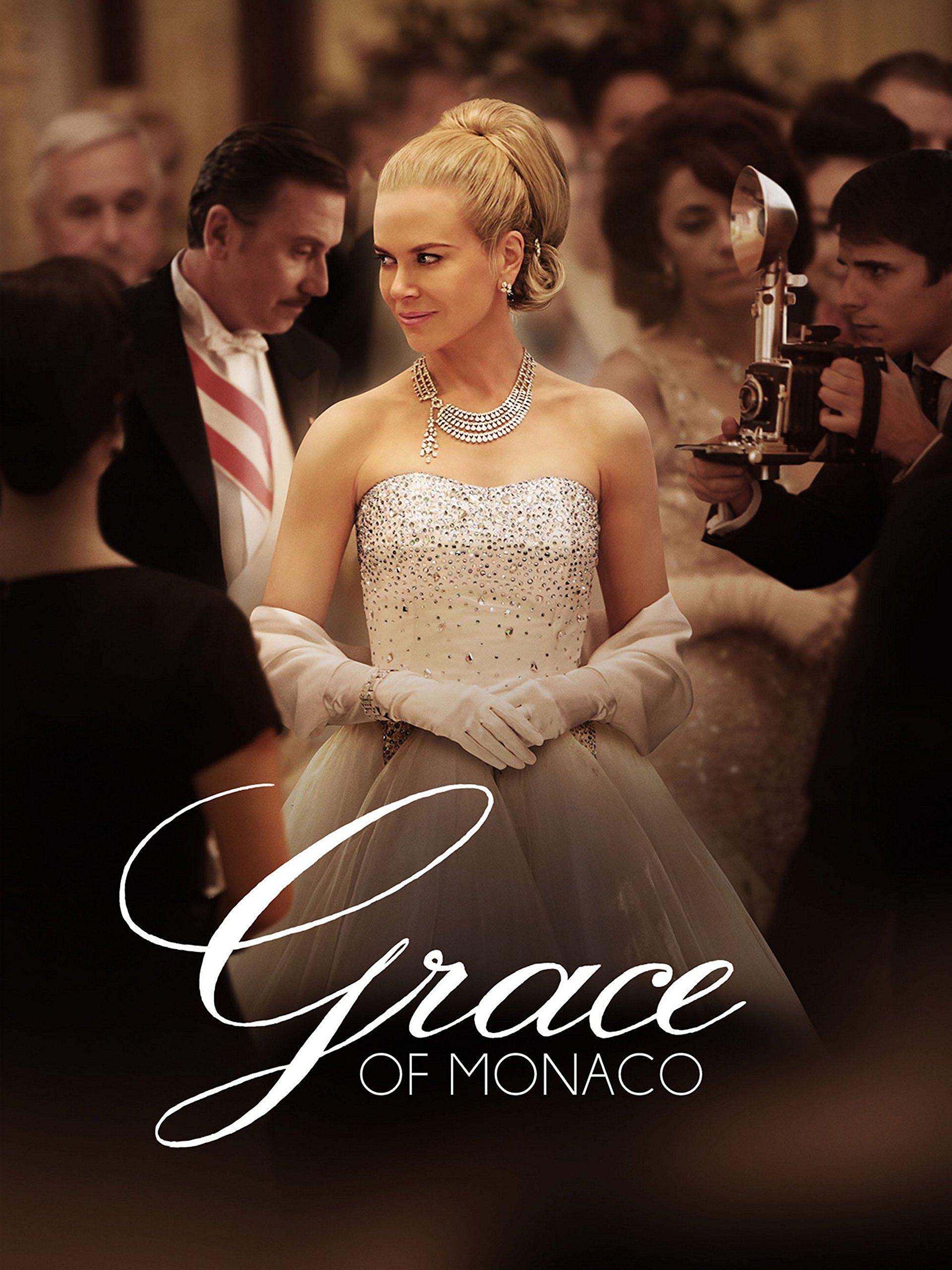 Grace of Monaco on Amazon Prime Instant Video UK