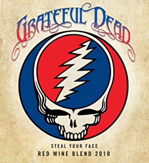 2010 Grateful Dead Steal Your Face Red Wine Blend Mendocino County 750mL