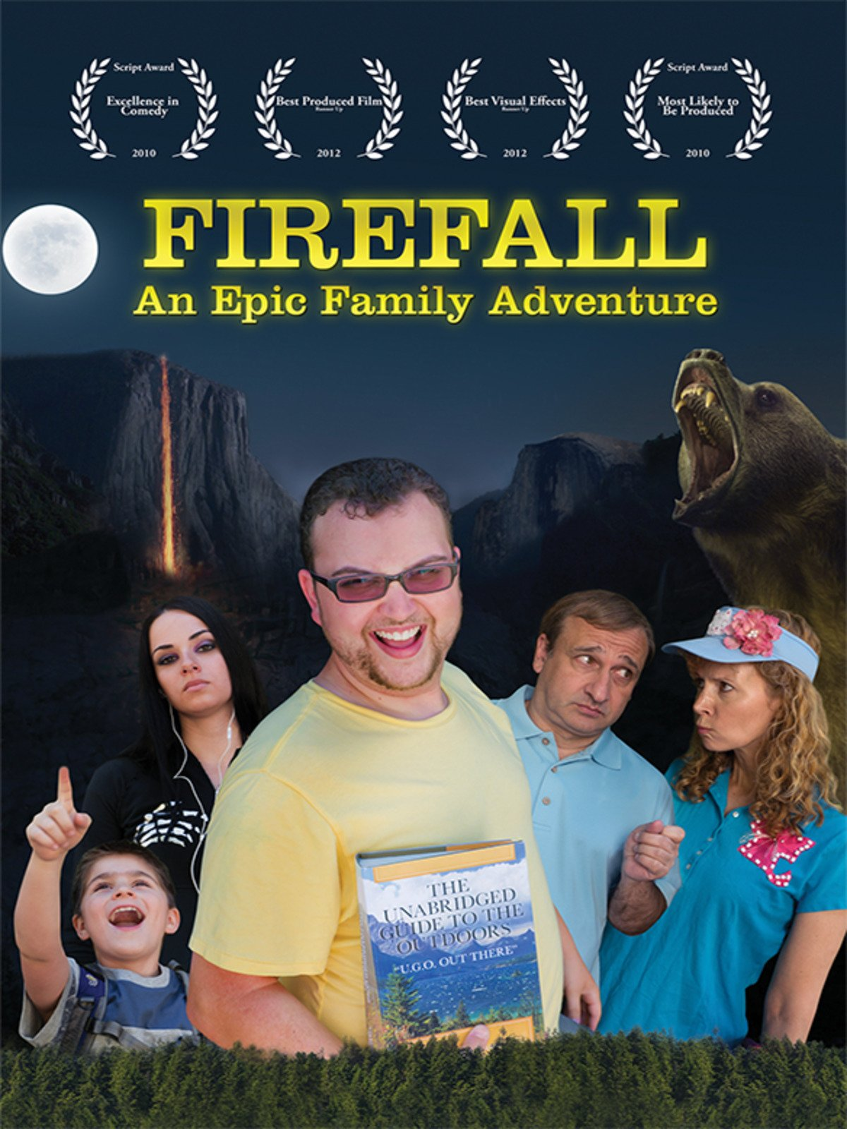 Firefall: An Epic Family Adventure on Amazon Prime Instant Video UK