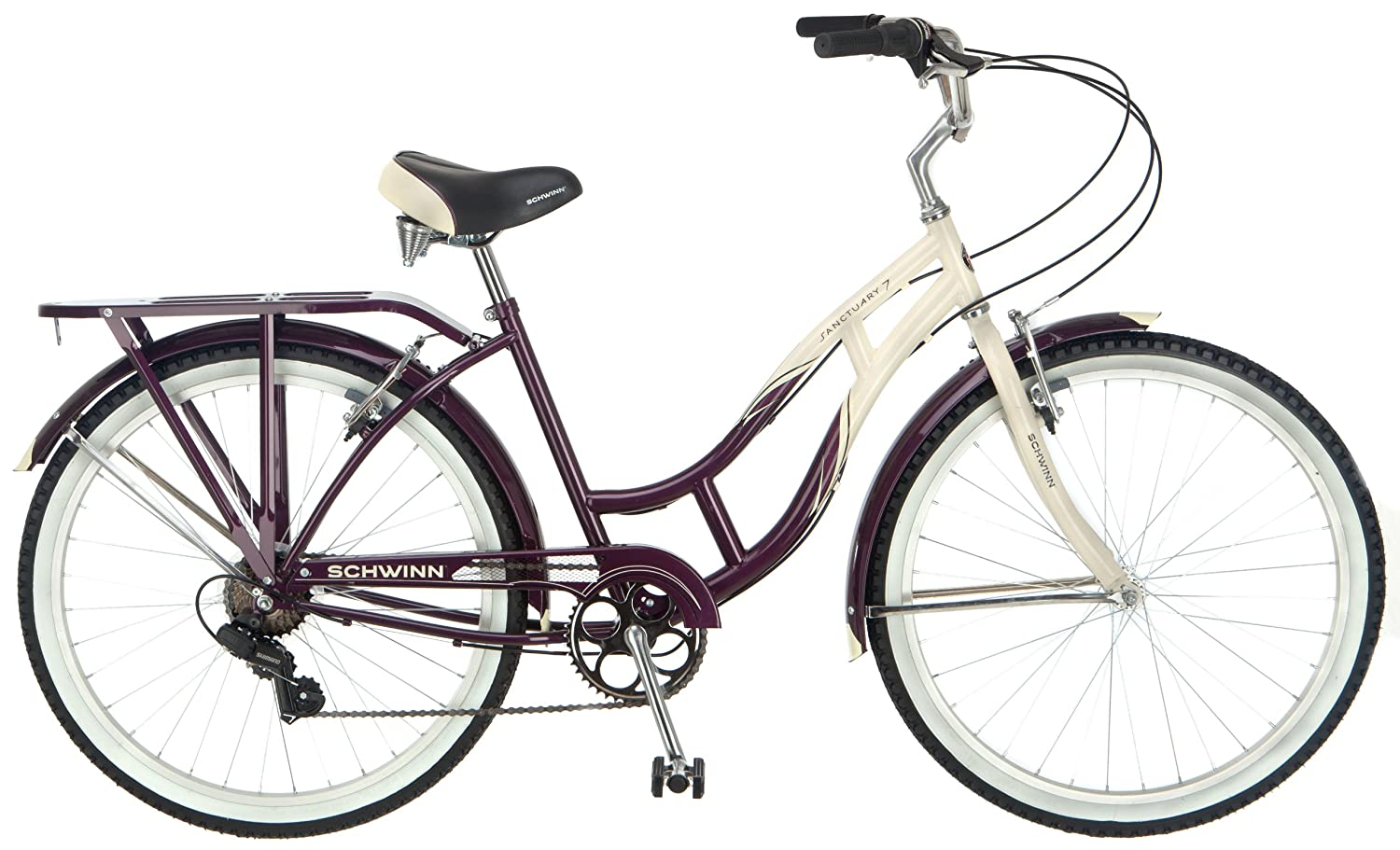 Women's Sanctuary 7-Speed Cruiser Bicycle