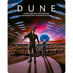 Dune (3-Disc Limited Edition Steelbook) [4K Ultra HD + Blu-ray]
